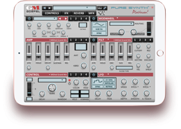 Pure Synth Platinum 2 for iPad